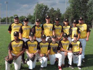 Scarborough Stingers Team Photo