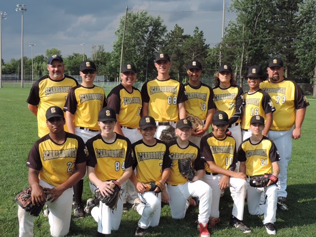 Scarborough Stingers Team Photo