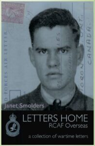 Letters Home RCAF Overseas photo